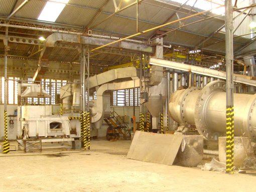 APS – Planta industrial